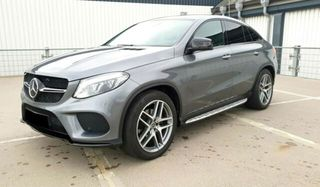 Mercedes-Benz GLE 350 d 4MATIC COUPE AMG LINE ΟΡΟΦΗ