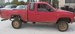 Nissan King Cab PICK UP 4X4