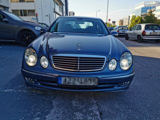 Mercedes-Benz E 200 AVANTGARDE KOMPRESSOR!