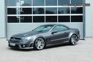WIDE BODY KIT ΓΙΑ MERCEDES SL R230 FACELIFT (AΠΟ 04/2008)!