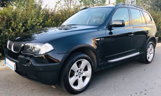Bmw X3 3.0 SPORT PACKET 1ο ΧΕΡΙ