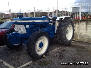 Ford  FORD NEW HOLLAND 6410 DT