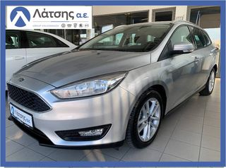 Ford Focus 1.5 TDCI EURO6 NAVI TREND+