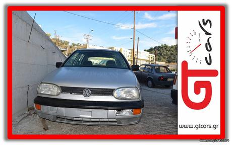 Volkswagen Golf ***GT cars***  '96 - 1.490 EUR
