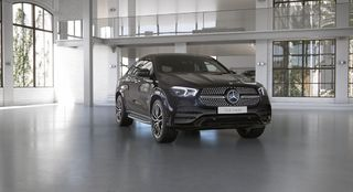Mercedes-Benz GLE 350 COUPE PLUG IN HYBRID 4MATIC