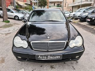 Mercedes-Benz C 200 AUTODREAMS!!!