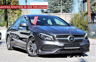 Mercedes-Benz CLA 200 1.6 156Hp AMG PACK FULL LED