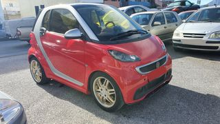Smart ForTwo BRABUS.