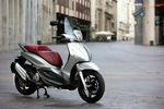 Piaggio  NEW BEVERLY S 350 ABS-ASR