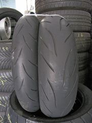 2TMX 120-70-17.160-60-17 BRIDGESTONE BATTLAX HYPERSPORT S21