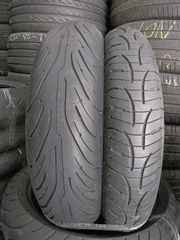 2TMX 160-60-17.120-70-17 MICHELIN PILOT ROAD 4 DOT (2118)