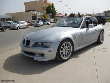 Bmw Z3 1.8 FACELIFT LOOK M TURBO '99 - 0 EUR (Συζητήσιμη)