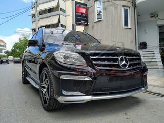 Mercedes ML ( W166 ) COMPLETE BODY KIT 63 AMG  ( W166 )