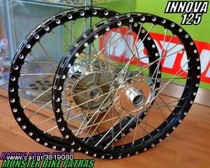 INNOVA 125 RACING BOY WITH HOLES