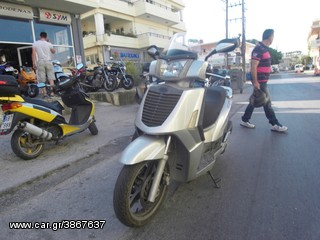 Kymco People 250 ITJECTION