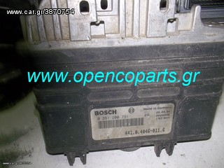 ΕΓΚΕΦΑΛΟΣ SKODA FAVORIT 1.3 54PS 441.0.4046-011.6 BOSCH ECU ...
