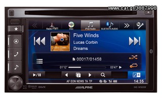 MULTIMEDIA 2 DIN DVD USB Alpine INE-W920R....Sound☆Street....