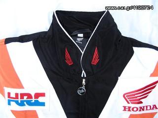25a4c8d826 Jacket Honda predrive Sponsors Team CKH735