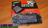 KN AIR FILTER B-KING 1300