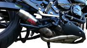 Εξάτμιση Ολόσωμη Gpr DeepTone S.Steel Yamaha XJ 6 Diversion ...