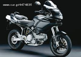 Ducati Multistrada 620 DARK adeia-skeletos '05