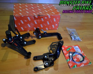 TRW CBR-1000RR+ALL SUPERSPORT BIKES RACING FOOTPEGS