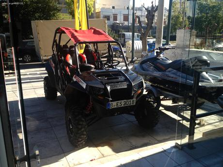 Polaris  RZR 900 XP SERVICE '08 - 0 EUR
