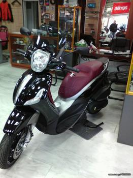 Piaggio Beverly 350 SportTouring BEVERLY 350 ABS/ASR EU4 '18 - 5.320 EUR