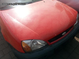 FORD COURIER 1.8 TDI 2001 MOD