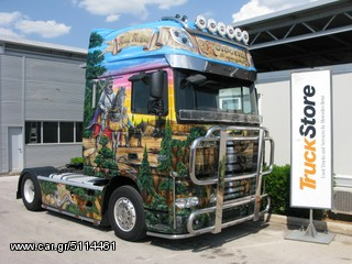 DAF  XF 105.460 EURO 5 SHOWTRUCK