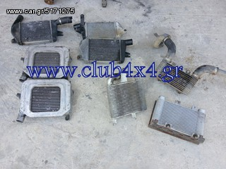 INTERCOOLER L200 SAFARI,FORD RANGER,MAZDA BT50,NISSAN NAVARA...