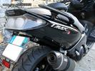 Εξάτμιση Ολόσωμη Sc Project Full system 2-1 with Oval Black stainless steel with carbon cap YAMAHA  T-MAX  500  2002-2007 - € 510 EUR
