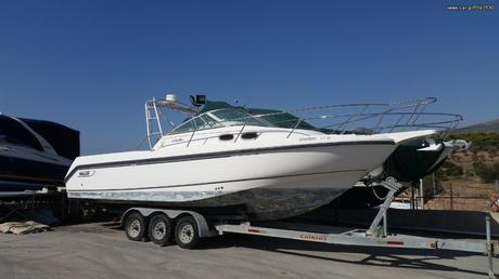 Boston-Whaler  CONQUEST-280 '00 - 55.000 EUR