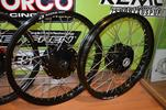 RACING BOY C50C/GLX ALL BLACK