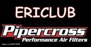 PIPERCROSS HELLAS ERICLUB AIR FILTER ALFA ROMEO 145 - € 35 EUR