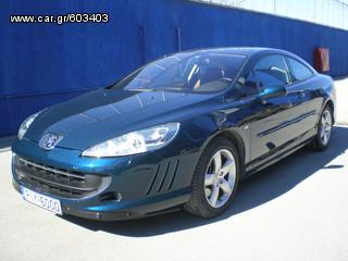 Peugeot 407 COUPE SPORT-PACK Υγραέριο