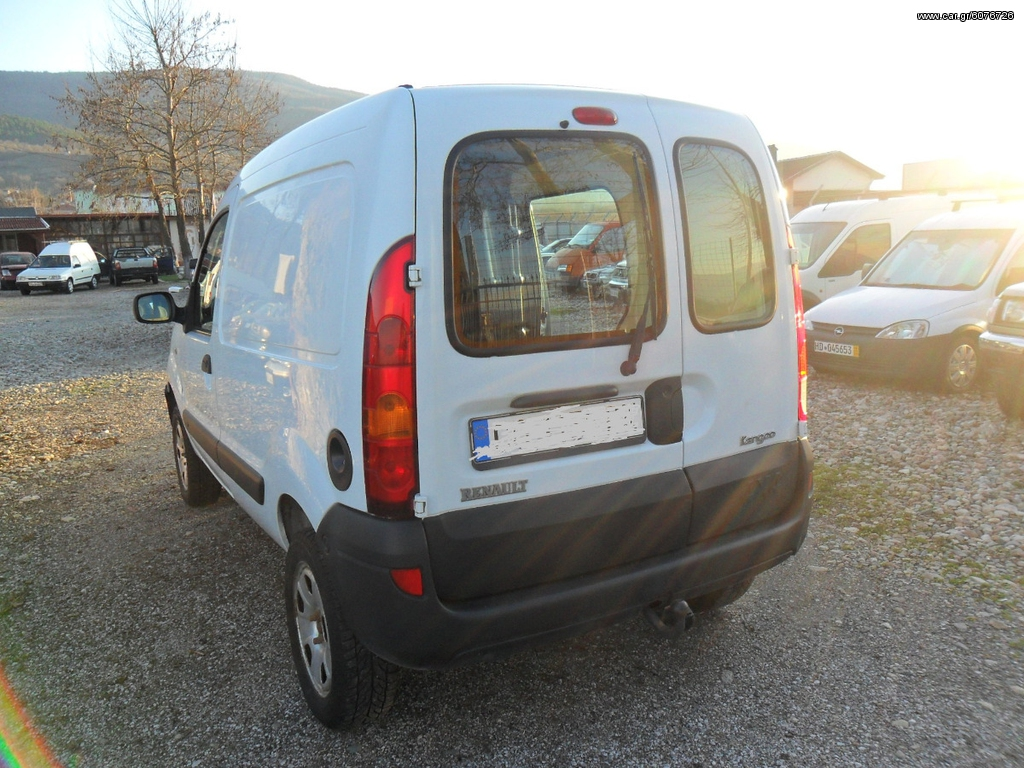 renault kangoo 1 9 dci 4x4 39 2005 6300 eur. Black Bedroom Furniture Sets. Home Design Ideas