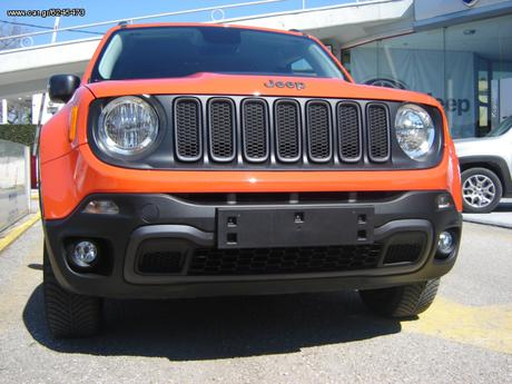 Jeep Renegade Trailhawk 2.0 170hp 4WD LOW '17 - 35.399 EUR