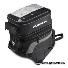 ΝΕΑ ΠΑΡΑΛΑΒΗ TANK BAG KAPPA LIGHT RANGE LH201 30/40LIT