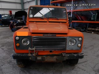 Land Rover Defender 110 1989 3.500cc