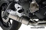 Εξάτμιση Ολόσωμη Termignoni Racing S.Steel Pipes Titanium Τε...