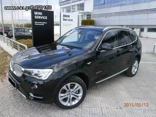 Bmw X3 xDrive 20d xLine Facelift
