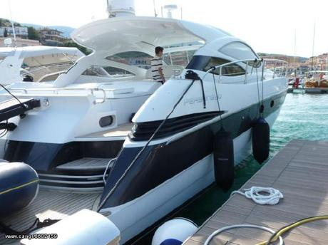 Pershing  50 Perching '07 - 330.000 EUR
