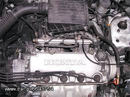 HONDA CIVIC D14A3 MOTER