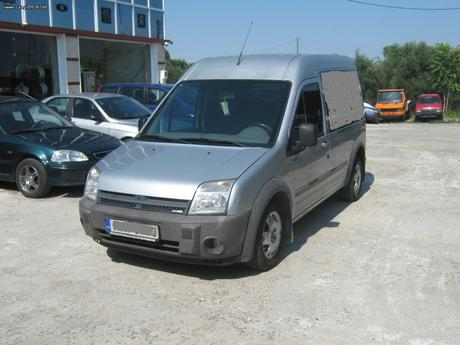 Ford  TRANSIT CONNECT '03 - € 4.500 EUR