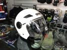 STR PULSE jet helmet