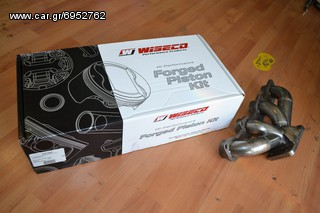 WISECO KIT HAYABUSA 1300 GEN 1 (1999-2005) TURBO APPLICATION 9.5:1