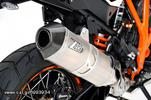 Εξάτμιση Τελικό ZARD Titanium/Carbon End KTM 1190 Adventure 2013>   - € 709 EUR
