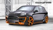 PORSCHE CAYENNE 958 MK3 BODY KIT  2010>>