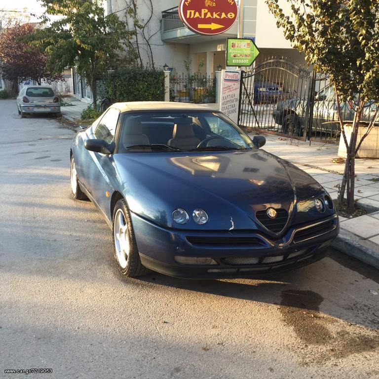 Alfa Romeo GTV TWIN SPARK ΓΙΑ ΑΝΤΑΛΛΑΚΤΙΚ '98